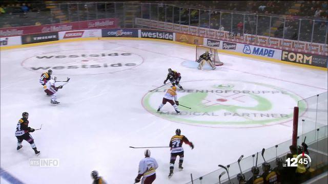 Hockey: sortie des affiches des playoffs [RTS]
