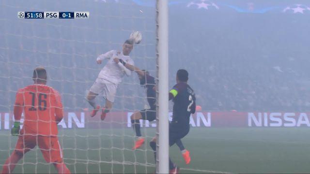 1-8e de finale, Paris SG - Real Madrid (0-1): Ronaldo 51e [RTS]