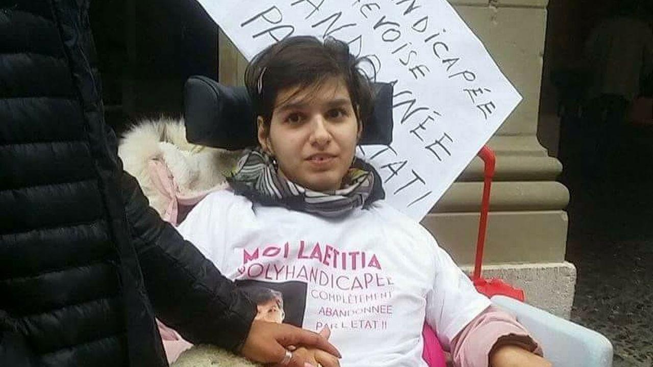 Le cas de Laetitia avait suscité une forte mobilisation et une pétition à Genève. [Association Laetitia - Facebook]