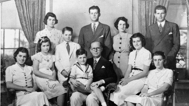 Le clan Kennedy [AP / Boston Globe - Keystone]