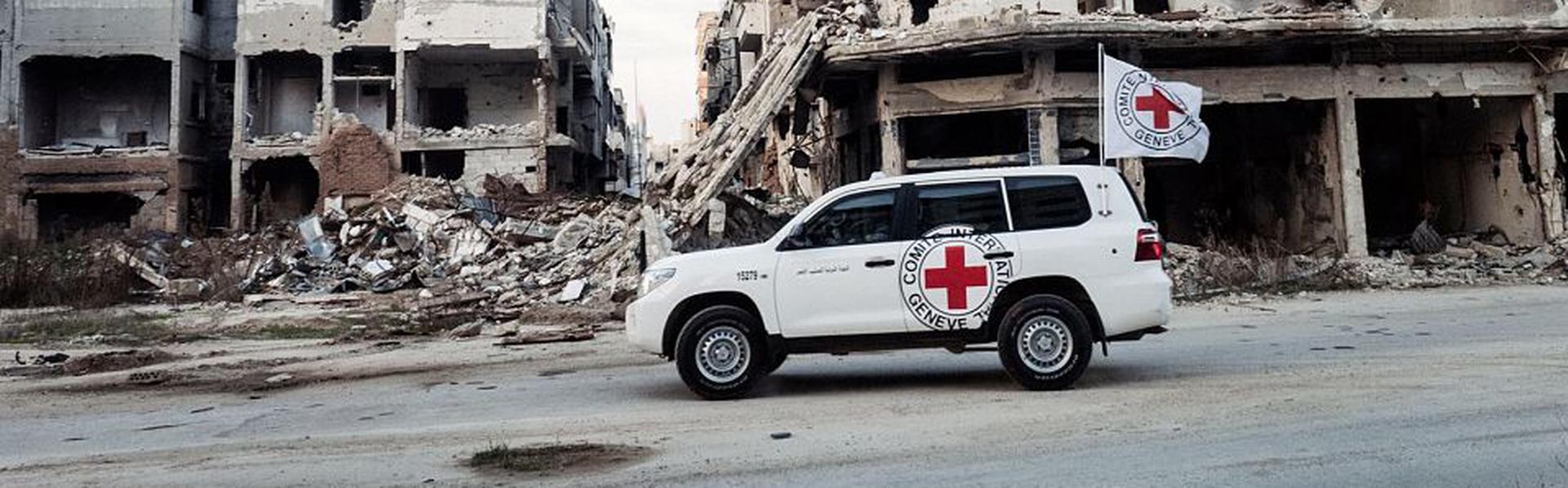 L'aide humanitaire sur RTS Découverte [CICR/FB]