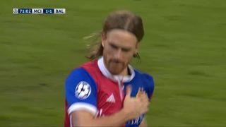 1-8e de finale, Manchester City - FC Bâle (1-2): Lang 71e [RTS]