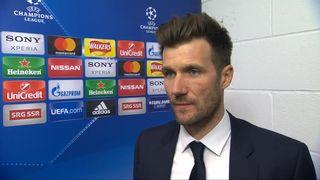 1-8e de finale, Manchester City - FC Bâle (1-2): Wicky au micro de la RTS [RTS]