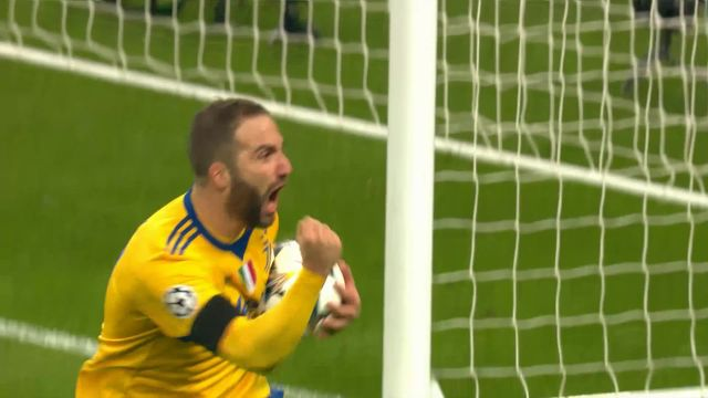 1-8e de finale, Tottenham - Juventus (1-2): le résumé du match [RTS]