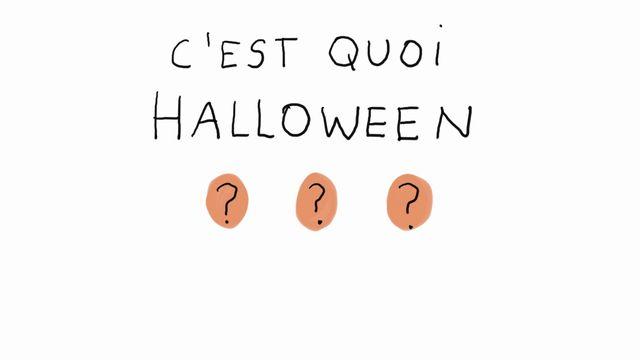 C'est quoi la Halloween? Une vidéo de France Télévisions Education [education.francetv.fr - France Télévisions Education]