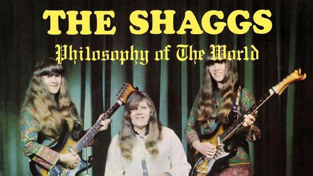 """L'album """"Philosophy of the World"""", du groupe The Shaggs, est sorti en 1969 à 100 exemplaires. [Pochette de l'album - DR]"""