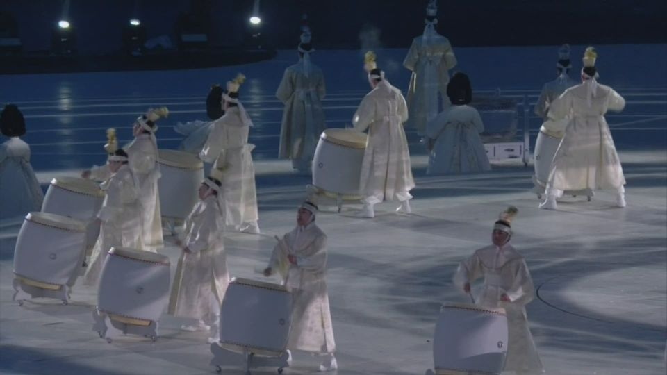 La flamme des JO se rallume pour les Paralympiques [RTS]