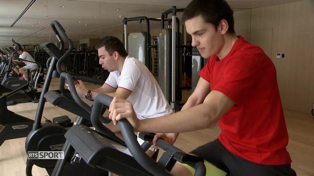 Jeux Paralympiques - Pyeongchang: Théo Gmür et Robin Cuche sont partis au bout du monde pour briller [RTS]