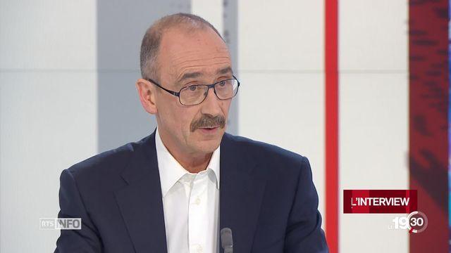 Denis Duboule: à la pointe de la recherche génétique [RTS]