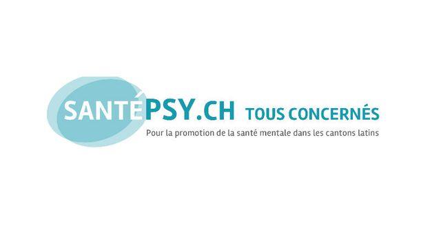 Le logo de la plateforme santépsy.ch. [santépsy.ch]