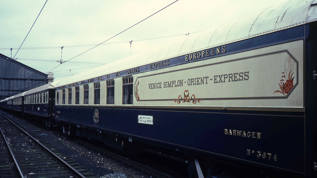 Simplon-Orient-Express [Own work - Wikimedia Commons]