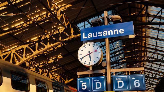 Pourquoi avoir construit la gare de Lausanne à cet endroit-là? [Kuri2000 - Fotolia]