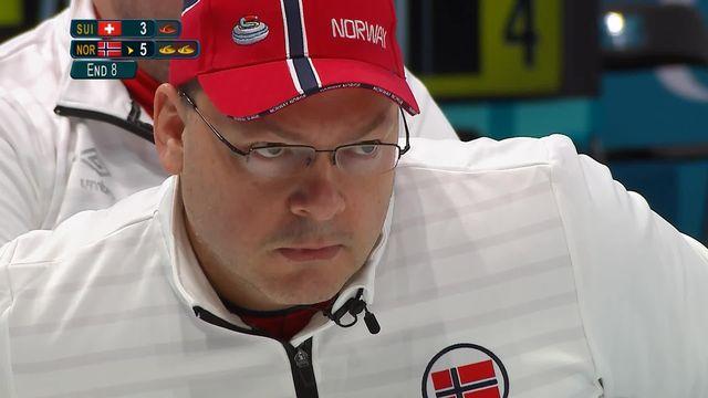 Mixte, SUI-NOR 3-6: la défaite de l'équipe de Suisse [RTS]