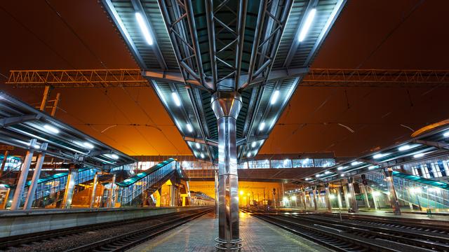Gare et mobilité [Den Belitsky - Fotolia]