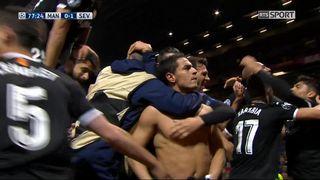 1-8e de finale, Manchester United – Séville (0-2): 78e Ben Yedder [RTS]
