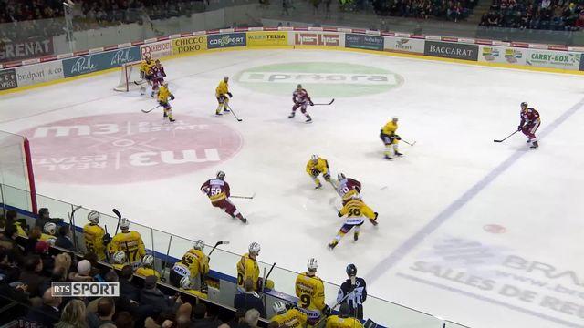 Hockey - Playoffs (Acte II des 1-4 de finale): Genève – Berne (2 – 5) [RTS]