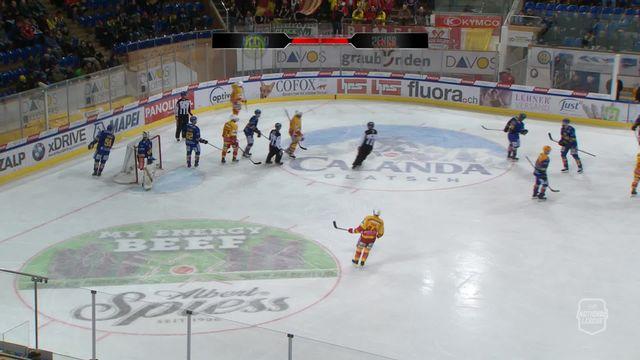 Hockey - Playoffs (Acte II des 1-4 de finale): Davos – Bienne (1 – 3) [RTS]