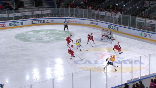 Hockey - Playouts (2ème j.): Lausanne – Ambri-Piotta (3 – 2) [RTS]