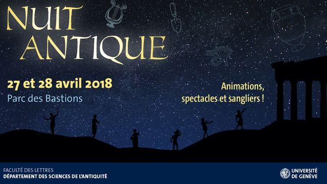 La Nuit Antique [Tristan Thévenoz - nuitantique.ch]