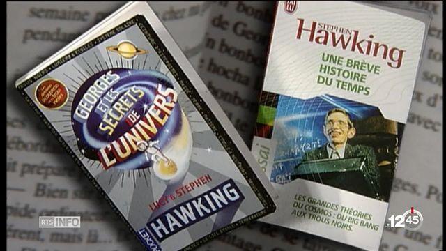 L'astrophysicien Stephen Hawkins est décédé [RTS]