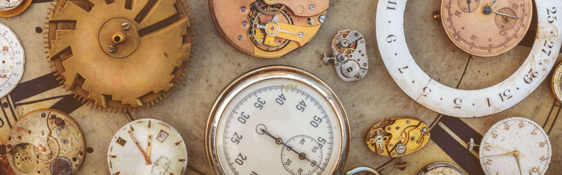 Le dossier sur le chronomètre de RTS Découverte. [© DutchScenery - Fotolia]