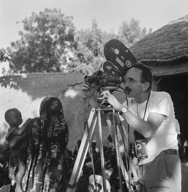 Thévoz Cameroun 1961 [Jacques Thévoz - Bibliothèque cantonale et universitaire de Fribourg]