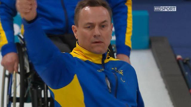 Round Robin, Suède - Suisse (5-3): les Suédois s'imposent [RTS]