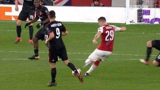1-8e finale, Arsenal - AC Milan (3-1): les buts du match [RTS]