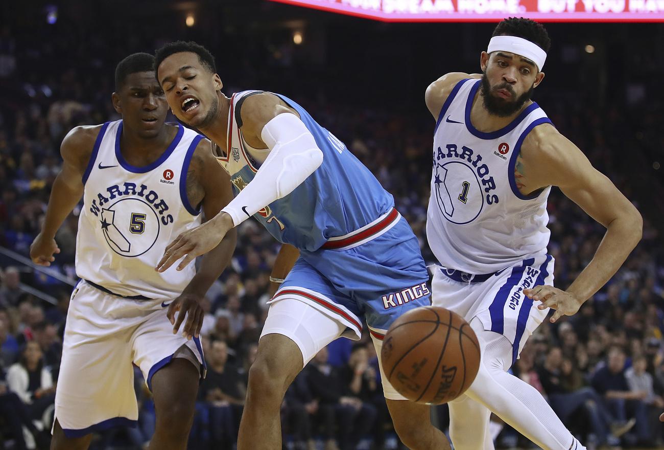 NBA: Golden State collectionne les blessures et les défaites