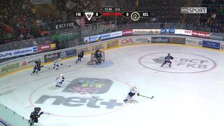 Acte IV, Fribourg - Lugano (0-1): 4e, Lapierre [RTS]