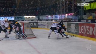 Acte IV, Fribourg - Lugano (1-1): 5e, Rossi [RTS]