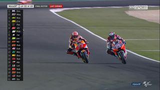 MotoGP, GP du Qatar: Victoire pour Dovizioso (ITA) devant  Márquez (ESP) et Rossi (ITA) [RTS]