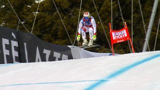 Ski: une équipe de Suisse en progression en 2018 [RTS]