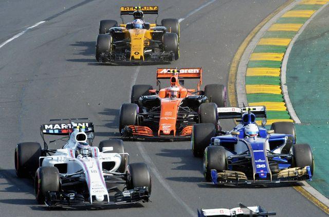 Formule 1, grand prix d'Australie, Melbourne [TRACEY NEARMY  - Keystone]