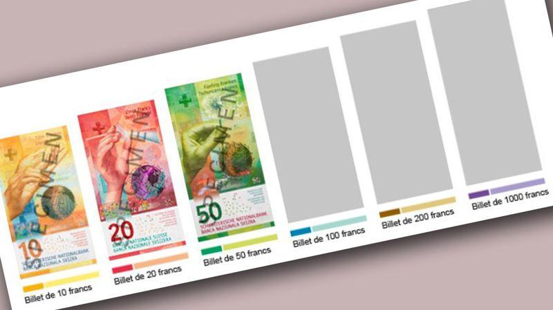 La Bns Mettra En Circulation Le Nouveau Billet De 200 Francs En Aout