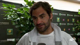 Tennis - Indian Wells: Roger Federer subit sa première défaite en finale de l'année [RTS]