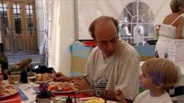 Compte rendu du 6 août 99 consacré à la fête des Vignerons [RTS]