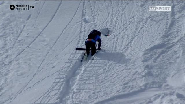 Ski hommes - Lake Schorderet (SUI) [RTS]
