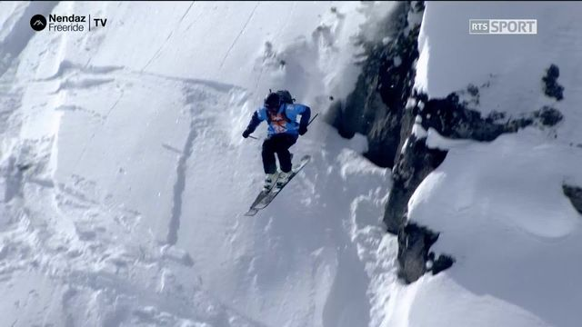 Ski hommes - Jan Bonetti (SUI) [RTS]