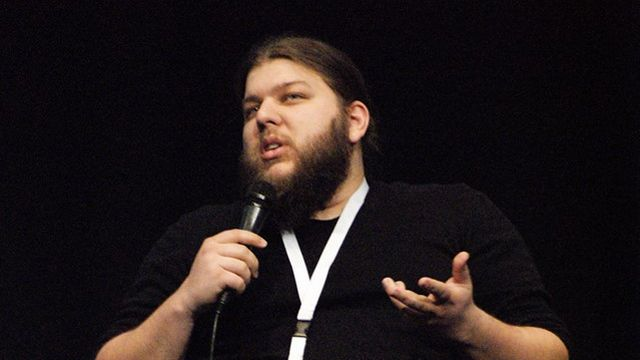 Benjamin Brillaud, historien youtubeur