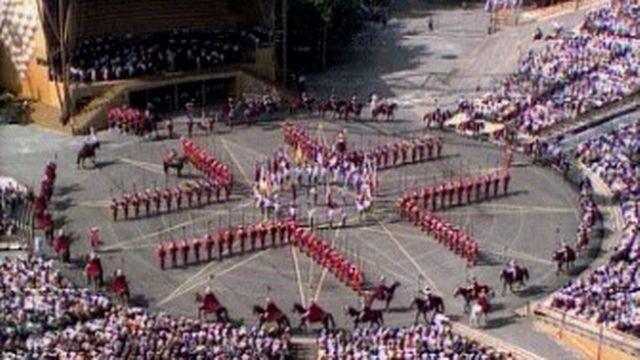 Le spectacle de la Fête des vignerons 1977 [RTS]