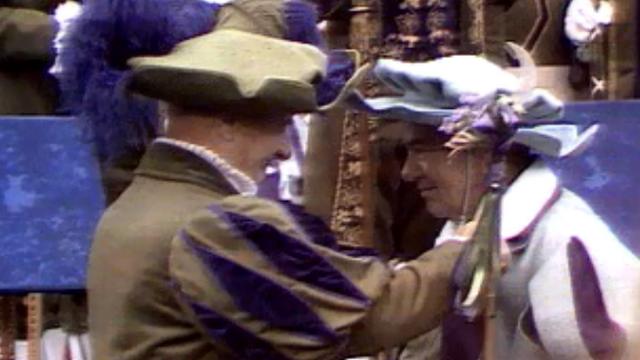 Un vigneron couronné en 1977 [RTS]