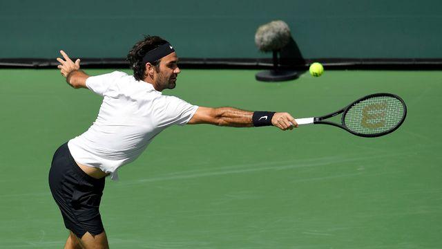 Federer sera opposé pour la première fois à l'Australien. [Mark J. Terrill - Keystone]