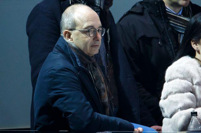 François Bellanger est remplacé par Laurent Strawson à la tête du GSHC. [Salvatore di Nolfi - Keystone]