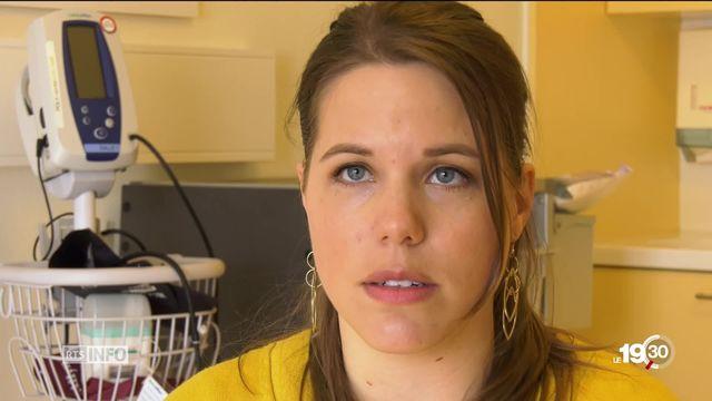 L'endométriose, une maladie méconnue qui touche 1-10 femmes [RTS]