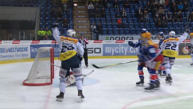 Hockey: Kloten battu par Ambri (2-5) [RTS]