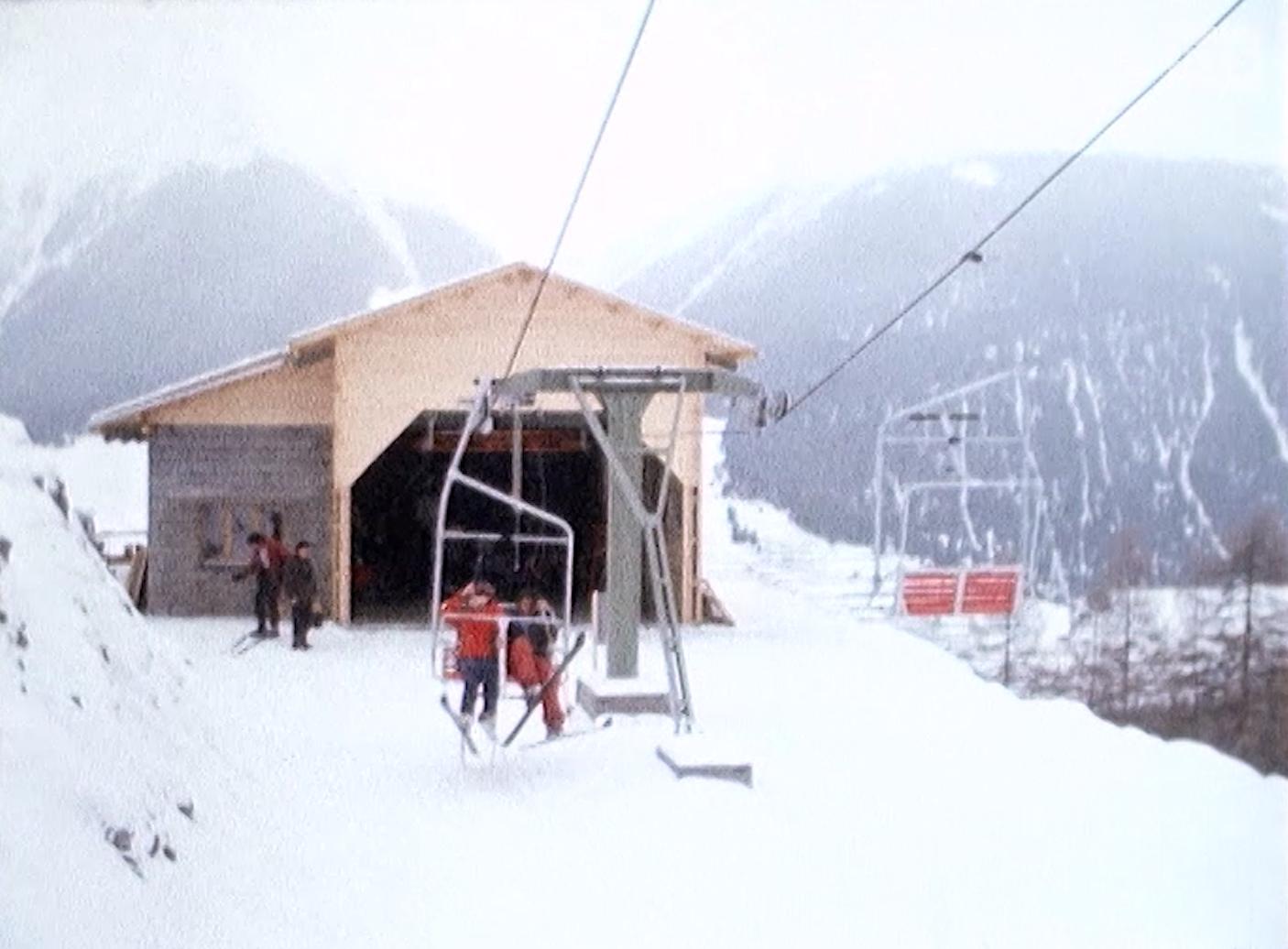Une nouvelle station de ski: Vichères