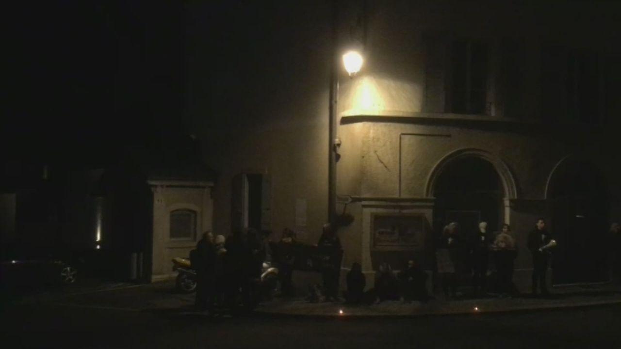 Manifestation antispéciste à Aubonne [RTS]