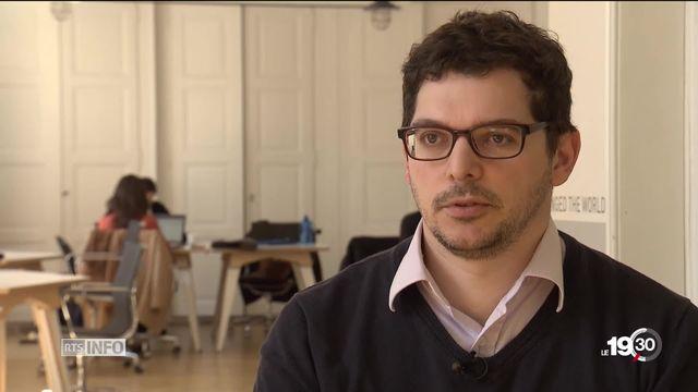 Affaire Facebook: Paul-Olivier Dehaye connaissait les risques et les enjeux [RTS]