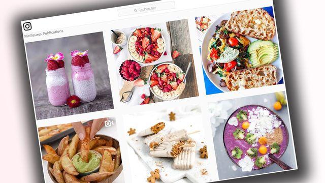 Fruits rouges, avocats, noix... les aliments à la mode sur Instagram sont de plus en plus importés en Suisse.